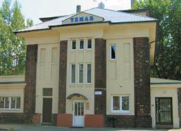 Sídlo společnosti Temar spol. s.r.o.